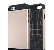 Spell Color Style PC+TPU Hard Case the Best Protection for iPhone 6(Assorted Color)