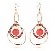 Fashion New Drop Earrings Random Color