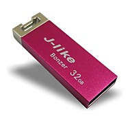 J-Like® Bonzer 32GB USB2.0 Flash Drive Pen Drive
