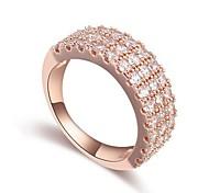 AAA Mosaic Zircon Ring - Promise