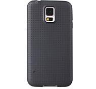 Pinhole tpu weiche Tasche für Samsung Galaxy S5 / i9600 (Farbe sortiert)