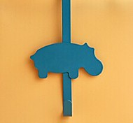Metal Material Hippo Shape Door Back Hook