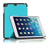 suoshi cubierta del caso del Tablet PC de cuero de la PU de 7.8 pulgadas para el ipad MINI3