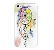 campane modello colorato posteriore Case for iPhone 4 / 4s
