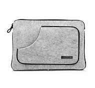 Larger Pocket Creative Wool felt&Leather Full Body Case Sleeve Pouch for Microsoft Surface Pro 3 (Assorted Colors)
