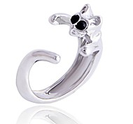 Little Mouse Diamond Ring