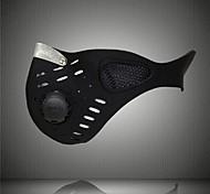Máscara Facial Ciclismo - Respirável / Á Prova-de-Pó