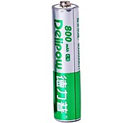 Delipow 1.2V 800mAh AAA Rechargeable Nickel-Cadmium Battery(1pcs)