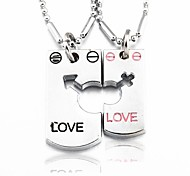 Love Together Couples Necklace