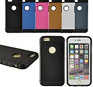 """FITIN® Defender Shockproof Protective Case Dual Layer Cover Shell Protector for iPhone 6 4.7"""" (Assorted Colors)"""