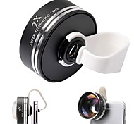 Detachable Clip-on 7X Super Telephoto Camera Lens for iPhone/iPad and Others