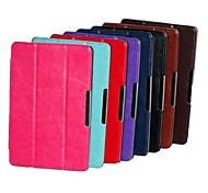 Caso de cuero de la PU de 7 pulgadas para hd Amazon Kindle Fire 2 (colores surtidos)