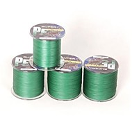 PE 300m 50lb 0.32mm Strong Dyneema Sea Braided Fishing Line Spectra dark green Color