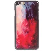 Watercolor Design Aluminium Hard Case for iPhone 6