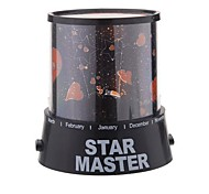 Lovers Romatic Gift Cosmos Star Master Projector LED Starry Night Light Lamp