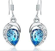 925  Women's Diamona Print Earring