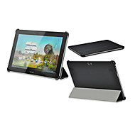 10 Inch Full Body Leather Tablet Case & Stand for Huawei Mediapad10 Link