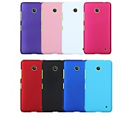 Pajiatu Mobile Phone Hard PC Back Cover Case Shell for Nokia Lumia 638(Assorted Colors)