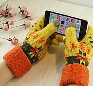 luvas touchscreen qianjiatian®woman para iphone e outros (cores sortidas)