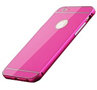 Thin Metal Frame Cover Protector for iPhone 6 (Assorted Colors)