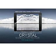 alto protector de pantalla transparente para google nexus 9 película protectora de la tableta de 8.9 pulgadas