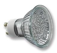 1.5W G10q Spot LED 21 Dip LED 135LM lm Bleu AC 100-240 V