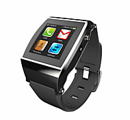 Fashion  1.55Inch Smart Watch Cell Phone (Sim Card,Dial,Answering and Rejecting Calls,Pedometer,Remote remind etc.)