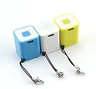 spb08 3 in 1 Minieinbruch Bluetooth 3.0-Lautsprecher mit Fernauslöser für Smartphones / pc