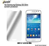 High Transparency Mirror LCD Screen Protector for Samsung Galaxy S3 Slim/G3812