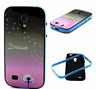 soñar patrón de cubierta de la caja para mini i9190 Samsung Galaxy S4