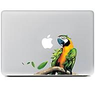 el diseño tallado adhesivo decorativo para macbook air / pro / pro con pantalla de retina