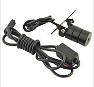 laser del coche luz antiniebla / anti colisión luz de advertencia de láser