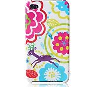 The Deer Is Running PC Hard Case for iPhone 4/4S