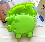 Pig Shape Cake Mold Ice Jelly Chocolate Mold