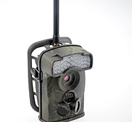 LTL5310MG-8 850NM Visable Blue LED 3Pcs PIR Sensor MMS GPRS Trail Hunting Camera