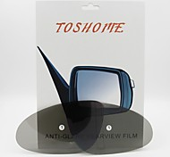 TOSHOME Anti-glare Film for Outside Rearview Mirrors for Benz S-Class 2008