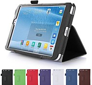 "Hi-Q Hand Strap Leather Case Stand Cover for Asus MeMo Pad 8 ME581C 8"" Tablet"