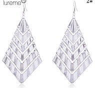 Lureme®Multi-layers Arrows Drop Earrings(Assorted Color)