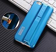 caso hhmm cor design especial sólido mais leve para iphone 6 (cores sortidas)