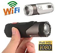 30m impermeable s20w deporte wifi cámara de acción dvr hd 1080p de 170 grados HDMI H.264 de la lente de kit de coche moto deportiva puerta de salida