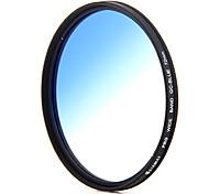 erimai 52mm gc degradado circular a gris filtro ultrafino
