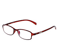 [Free Lenses] Plastic Hiking Full-Rim Classic Reading Eyeglasses