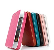 Promotion Eight YL Series Phone Leather Cases for iPhone 4(Assorted Colors)