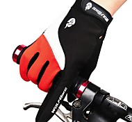 Activity/ Sports Gloves Cycling/Bike Men's / Unisex Full-finger Gloves / Winter GlovesAnti-skidding / Keep Warm / Waterproof / Windproof