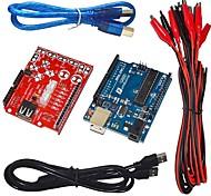 funduino Makey toque kit chave usb escudo teclado de toque analógico para arduino