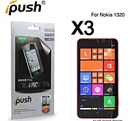 High Transparency HD LCD Screen Protector for Nokia 1320 (3 Pieces)