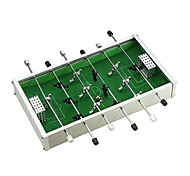 Mini Metal Table Football 6 Handles Desktop Toy