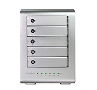 "MAIWO K5FU3 Aluminum Alloy USB3.0 to 2.5"" / 3.5"" SATA External HDD Array Cabinet"