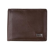 LM240UO Men's High Quality Horizontal Type Genuine Leather Business Wallet