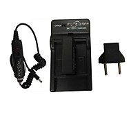 Bluestar™ Smart Battery Charger Cradle + EU Plug Power Adapter + Car Charger for GoPro HD Hero4 / AHDBT-401